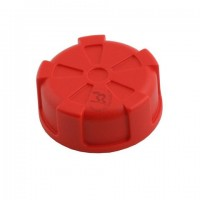 CAP FOR PETROL TANK, RED COLOR